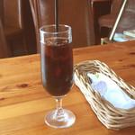 Cafe CLUB KEY - アイスコーヒー