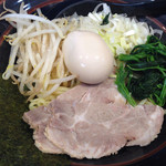 横浜家系ラーメン 府中家 - つけ麺(麺)