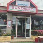 レストラン サンディエゴ - 160528
