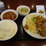51574745 - 焼肉定食800円