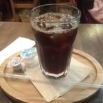 MOANA CAFE - エスプレッソブレンドコーヒーの アイス medium  ¥400