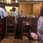 MOANA CAFE - 内観①