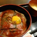 51577028 - ローストビーフ丼