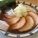 51577591 - チャーシュー醤油らぁ麺 ¥850