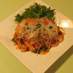 牡蠣三味 - 鶏チャーシュー