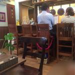 MOANA CAFE - 内観②