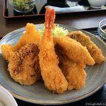 51578403 - 地魚フライ定食(1,200円)16.5月