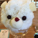 サンデコ珈琲 - SANDECO COFFEE的白熊