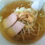 靖章園らーめん - 料理写真:塩ラーメン