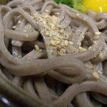 土蔵蕎麦 - 土蔵そば・蕎麦近影1