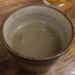 土蔵蕎麦 - 土蔵そば・そば湯