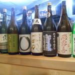 竹はる - 2016.5:銘酒のラインナップ