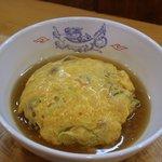 龍龍 - 半天津飯