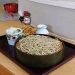 蕎麦 寶 - そば+野菜天ぷら