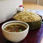 蕎麦 寶 - 野菜つけ麺(カレー味)