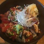 鮨割烹 廉 - 海宝丼 ¥1,000