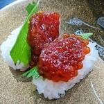かっぱ寿司 - 筋子 100円