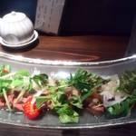 味菜処 - ローストビーフのサラダ