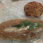 ベイク ルナ - KUMAOが購入したパン