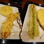 丸亀製麺 - 天ぷら