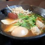 51589706 - 親鶏白湯麺(醤油)