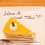 51589918 - マンゴーとバナナのムースケーキ!!( *´艸`)