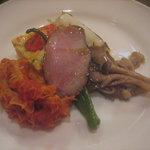 トラットリア・ミオ・フェリーチェ - 前菜5種盛り