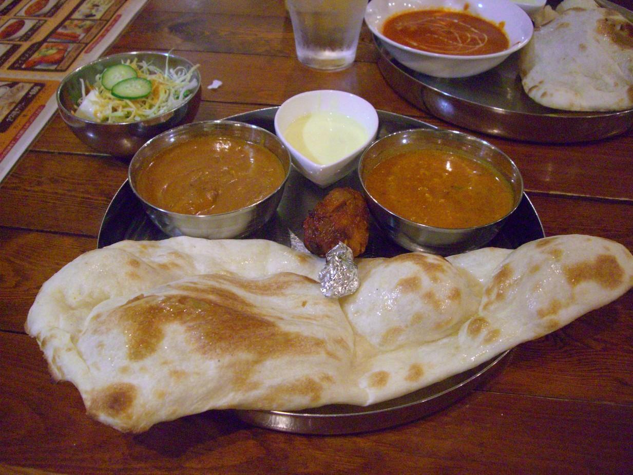 インド料理 15の象