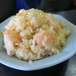 盧山 - 海老炒飯