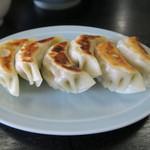 盧山 - 焼き餃子