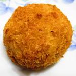 パン アトリエ クレッセント  - ブルーチーズコロッケ