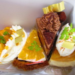 おかしの森 プレジール - ケーキ