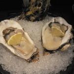 和洋ダイニング ゆきあかり - 厚岸産の牡蠣