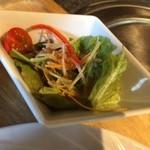 近江牛処ますざき - サラダ