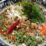 八芳亭 - 料理写真:担々麺
