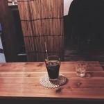 カフェ オレンジブルー -