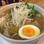 創新柳麺 健美堂 - 黄金牛骨柳麺~HIKARI