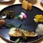 別府旅館 湯元 美吉 - 朝食