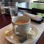 51597048 - 食後のコーヒー