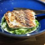 51597234 - 真鯛のブレゼと皮目のポワレ アサリとクリームのソース