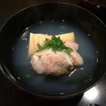 壽山 - 蛤 筍 新わかめ