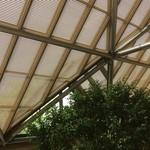 ピーチバレイ - MIHO美術館の天井