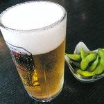 喰処 さか本 - ビール