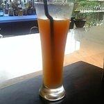 強羅天翠 - フレッシュオレンジジュース