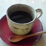 強羅天翠 - コーヒー