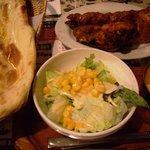 南インド料理胡椒海岸マラバールエクスプレス - Cセット