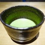 あのん - 宇治 丸久小山園の薄茶