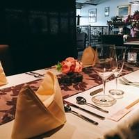 マーマレードカフェ - 大切なお客様をお迎えする場合は、ご希望に応じて、テーブルセッティングも致します。