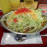 沖縄そばと島豆腐の店 まつばら家 - タコライス