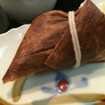 オーパスワン - 飲茶セット(¥1890)のちまき